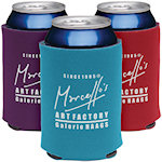Collapsible Eco KOOZIE R Can Coolers
